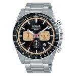 lorus  LORUS Homme Chronographe Quartz Montre avec Bracelet en Acier Inoxydable... par LeGuide.com Publicité