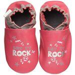 robeez  Robeez Let IT Rock, Chaussons Bébé Fille, Gris (Fuchsia Gris 213),... par LeGuide.com Publicité