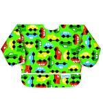 hippychick  HIPPYCHICK Bumkins sleeved-Bavoir motif On The Go vert (diseño... par LeGuide.com Publicité