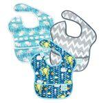 hippychick  Hippychick Bumkins Super-pack de 3bavoirs pour enfant Design... par LeGuide.com Publicité