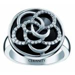 ceranity  Ceranity Bague Femme Fleur Argent 925/1000 5.92 gr Céramique... par LeGuide.com Publicité