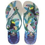 havaianas  Havaianas Slim Tropical Tongs-Femme-Multicolore (Beige 7907)-39/40... par LeGuide.com Publicité