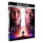 Passengers [Blu-ray 4K] [4K Ultra HD + Blu-ray 3D + Blu-ray + Digital... par LeGuide.com Publicité