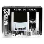 ulric de varens  Ulric de Varens Coffret Varens City Paris Eau de Toilette... par LeGuide.com Publicité