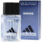 adidas  Adidas Moves Him Eau de Toilette en vaporisateur 30ml Adidas Moves... par LeGuide.com Publicité