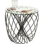 kare  Kare Wire Ball Durchmesser 45cm Table d'appoint, Autres, Noir,... par LeGuide.com Publicité