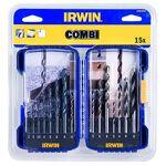 irwin  IRWIN 10503993 Coffret de 15 forets Cas IRWIN foret sont disponibles... par LeGuide.com Publicité