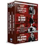 Coffret Films Noirs 2 Date de sortie: 2017-11-01, Classification: Tous... par LeGuide.com Publicité