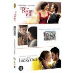 Coffret Romances 3 Films Coffret DVD Date de sortie: 2018-09-26, Classification:... par LeGuide.com Publicité