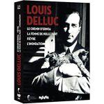 Louis Delluc (3 DVD) Classification: Tous publics par LeGuide.com Publicité