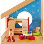 Hape E3456 Jeu d'Imitation en Bois Maison de Poupées Chambre d'Enfant... par LeGuide.com Publicité