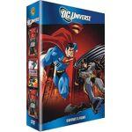 DC Universe-Coffret 3 Films Date de sortie: 2010-10-06, Classification:... par LeGuide.com Publicité