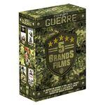 Coffret Guerre-5 Grands Films Date de sortie: 2011-10-05, Classification:... par LeGuide.com Publicité