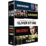 Oliver Stone Coffret 4 Films Date de sortie: 2017-10-04 par LeGuide.com Publicité