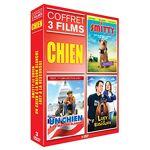 Coffret 3 Films 100% Chien Date de sortie: 2018-11-14, Classification:... par LeGuide.com Publicité