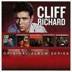 Cliff Richard Original Album Series [Import Allemand] 5CD set. Collects... par LeGuide.com Publicité