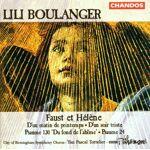 Lili Boulanger FAUST & HELENE ETC. par LeGuide.com Publicité