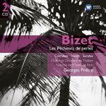 Prso Bizet : Les Pêcheurs de perles [Import allemand] 2CD Orch.Of The... par LeGuide.com Publicité