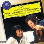 Berg Stravinsky : Concertos pour violon VIOLIN CONCERTOS-VIOLINKONZERTE par LeGuide.com Publicité