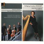 Concertos pour Piano 10/12/13/Transcription pour Harpe CD, Indesens par LeGuide.com Publicité