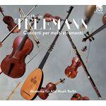 Telemann/Concerti per Molti Stromenti CD, Harmonia Mundi France par LeGuide.com Publicité