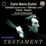 Ouverture/Symphony 4 CD, Testament par LeGuide.com Publicité