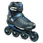 roces  Roces Stripes Roller en Ligne Noir/Gris/Bleu Taille 45 chaussure... par LeGuide.com Publicité