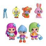 pinypon  Pinypon 700013370 Mini Poupée Coffret 6 Figurines City en Animaux... par LeGuide.com Publicité