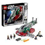 lego  Lego ® Star WarsTM Slave lTM Édition 20ème anniversaire Jeu de construction,... par LeGuide.com Publicité