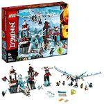lego  Lego ®-NINJAGO® Le château de l'Empereur oublié Jeu pour Enfant... par LeGuide.com Publicité