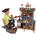 kidkraft  KidKraft 63284 Pirate's Cove Jeu en bois pour enfant avec... par LeGuide.com Publicité