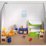 goki  Goki 51746 Mobilier de Poupée Meuble de Poupée Chambre des Enfants... par LeGuide.com Publicité