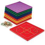 learning resources  Learning Resources Plateau Géométrique de 5 x 5 Chevilles... par LeGuide.com Publicité