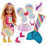 barbie  Barbie Dreamtopia Mini-poupée Chelsea Arc-en-ciel coffret 3-en-1... par LeGuide.com Publicité