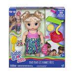 baby alive  Baby Alive Miam Miam Les Bonnes Pates Poupee Cheveux Blonds... par LeGuide.com Publicité