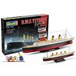 revell  Revell 05727 Maquette Bateau Coffret Cadeau Titanic 100 Pièces... par LeGuide.com Publicité