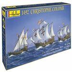 heller  Heller 52910 Maquette Christophe Colomb Navigateur né à Gênes (1451-1506).... par LeGuide.com Publicité