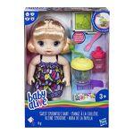 baby alive  Baby Alive Mange A La Cuillere Poupee Cheveux Blonds Avec Baby... par LeGuide.com Publicité