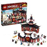 lego  Lego NINJAGO Le monastère de Spinjitzu 70670 Jeu de construction... par LeGuide.com Publicité