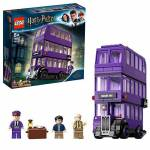 lego  Lego Le Magicobus Harry Potter Bus Violet à 3 Niveaux Jeu d'Assemblage,... par LeGuide.com Publicité