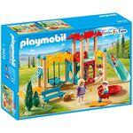 playmobil  Playmobil Parc de Jeu avec Toboggan, 9423 Le grand terrain de... par LeGuide.com Publicité