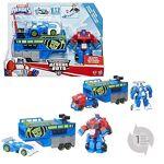 transformers  Transformers Rescue Bots Robot 2 en 1 remorque de course... par LeGuide.com Publicité