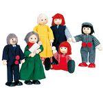bino  Bino 83563 Famille poupées 6 personnes De renommée mondiale, BINO... par LeGuide.com Publicité