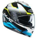 HJC Helmets HJC Casque Moto Is-17 Loktar MC2, Noir/Bleu/Jaune, Taille... par LeGuide.com Publicité