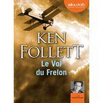 Ken Follett Le Vol du Frelon: Livre audio 2 CD MP3 CD, Audiolib par LeGuide.com Publicité