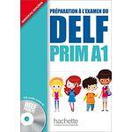 Roselyne Marty DELF Prim A1 : Livre de l'élève + CD audio: DELF... par LeGuide.com Publicité