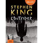 Stephen King L'Outsider: Livre audio 2 CD MP3 CD, Audiolib par LeGuide.com Publicité