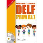 Roselyne Marty DELF PRIM A1.1 : Livre de l'élève + CD audio: DELF... par LeGuide.com Publicité
