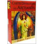 Doreen Virtue Cartes Divinatoires des Archanges Pages: 87, Relié, Exergue par LeGuide.com Publicité