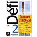 Collectif Méthode de français Défi 2 A2 : Livre de l'élève (1CD... par LeGuide.com Publicité